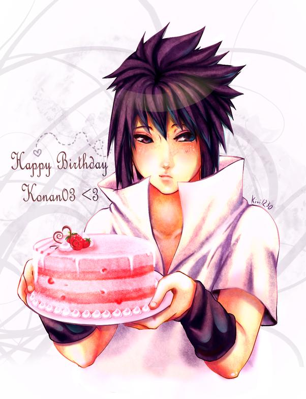 Anime Characters July Birthdays : When is sasuke uchiha s birthday quora