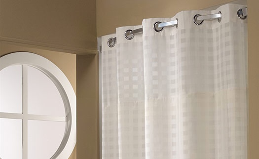 Using Curtains As Shower Curtains.What Are The Pros And Cons Of Using Shower Curtains As
