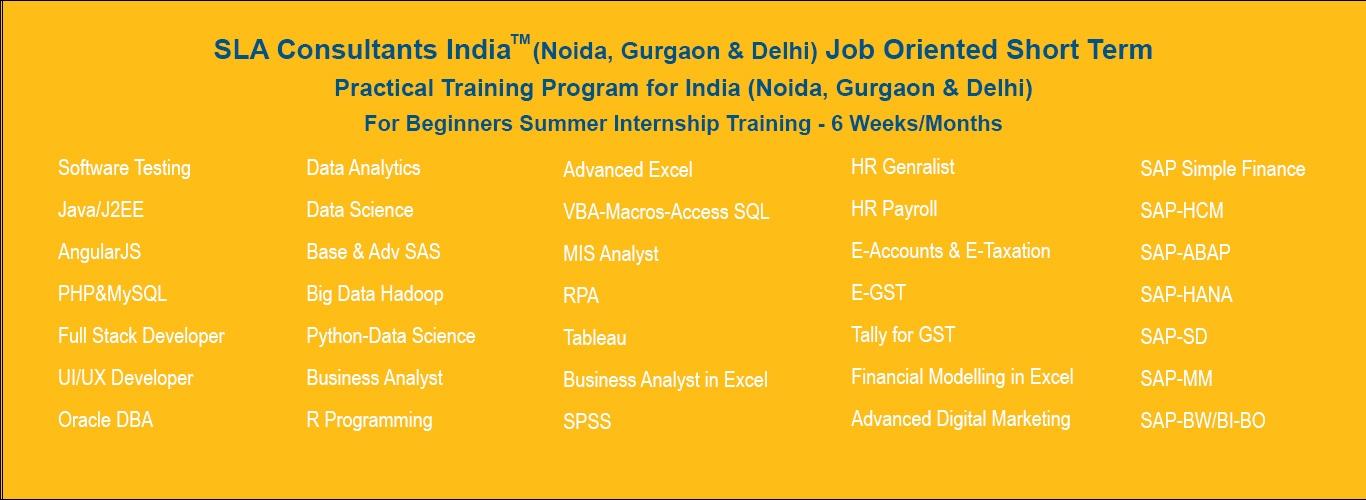 Big Data Analytics Training Institute In Bangalore - Quantum