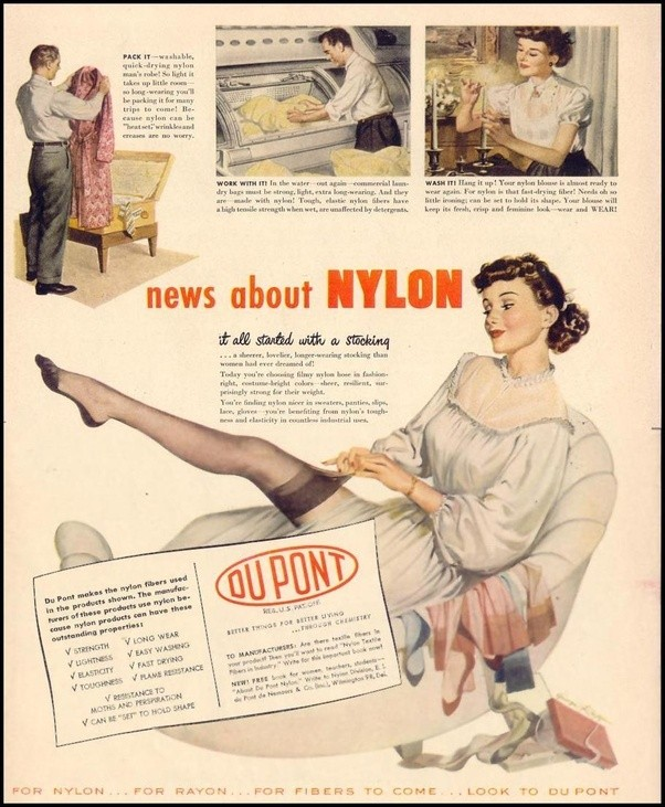 Times For Nylon The Oil 61