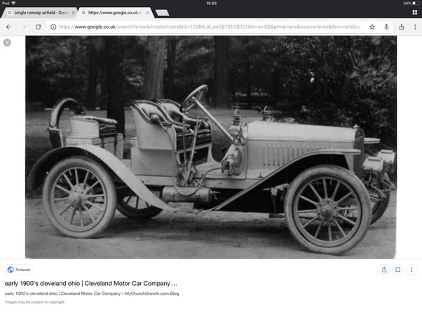 What is the difference between a car in the past and now