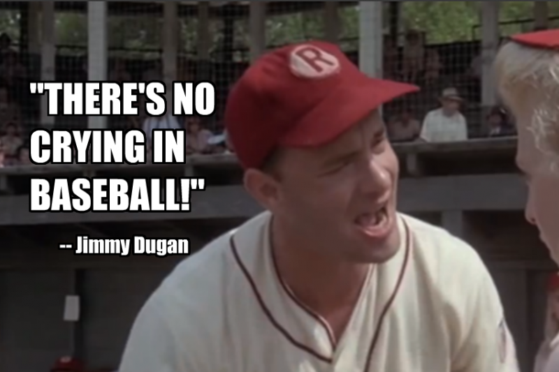 What is your favorite line from a sports movie? - Quora
