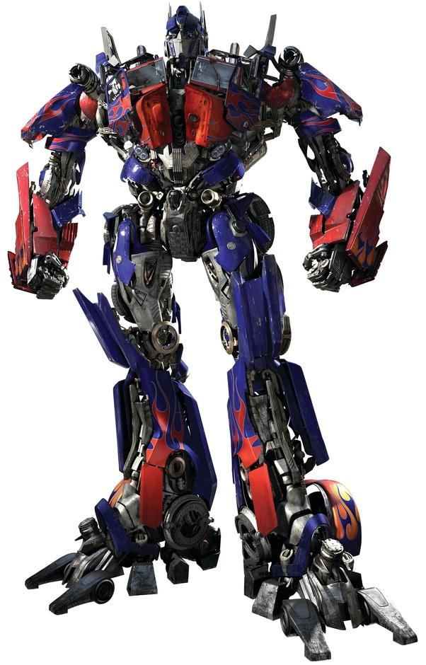 Who Would Win Optimus Prime Transformers Live Action Movie Vs