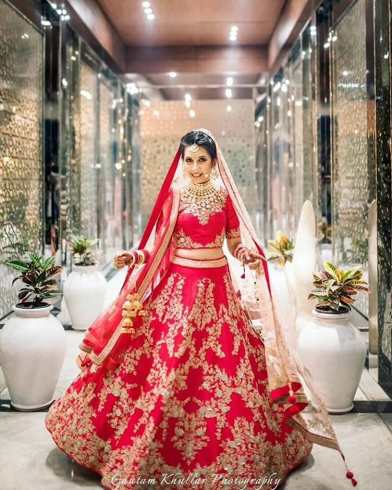 cd6ce244bc68f Where will I get stylish and designer bridal lehenga online at the ...