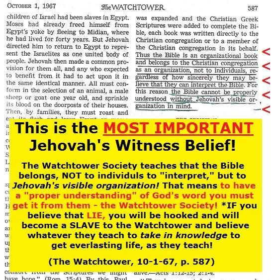 Are Jehovah's Witnesses alone the only worshipers of God