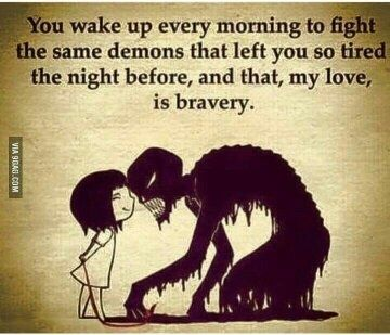 Image result for image quotes on depression