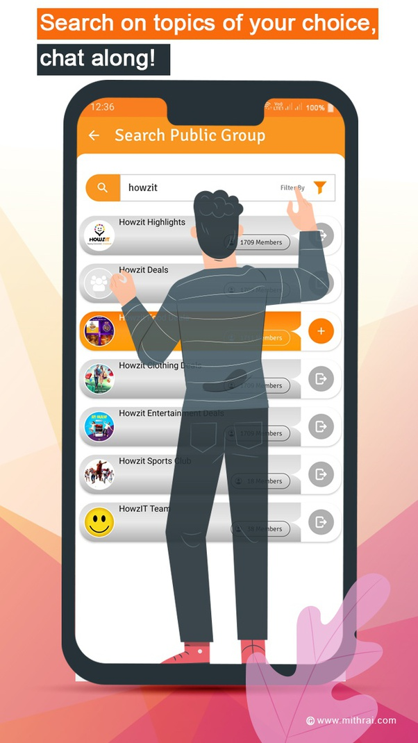 Do you guys know a chat apps like Yahoo Messenger with