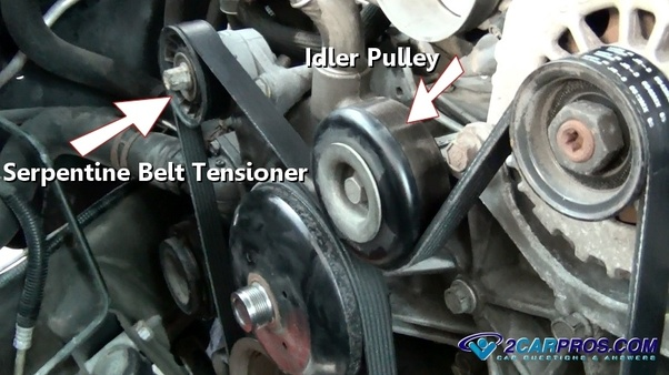 What Does A Serpentine Belt Do >> Why Does My Car Slide After The Serpentine Belt Was Replaced