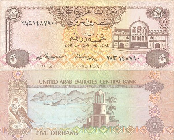 What is the currency of Abu Dhabi? - Quora