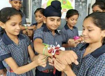 ... boys get beyond their casual means to help a girl, they gets  friendzoned and when they become so desperate they get bhaizoned on  Rakshabandhan day .