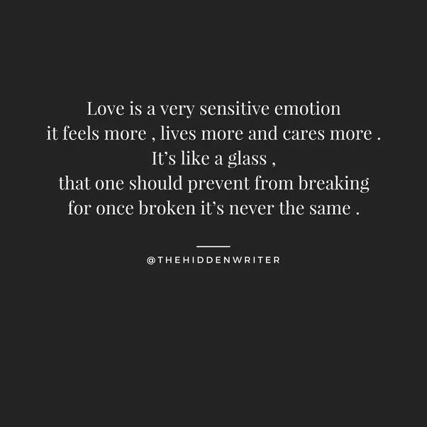 There Are Times In Life When You Feel You Have Lost Love In Life , That  Maybe That Emotion Doesu0027t Exist In You Anymore Or Even That Love Was Never  Meant For ...