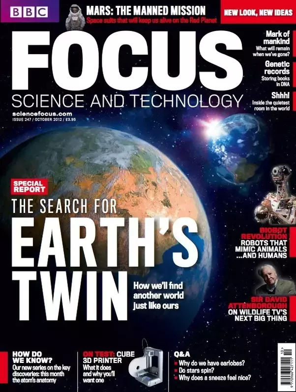 science magazines india some popular focus
