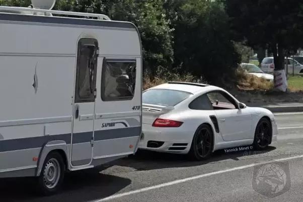 Best Car For Towing Lightweight Caravan