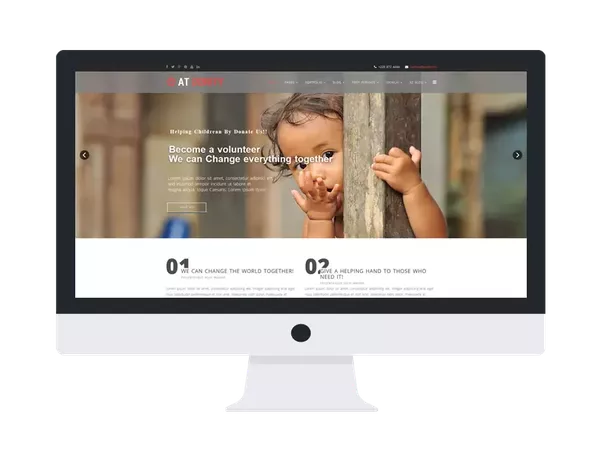 What is the best free website templates quora at dority is a modern responsive joomla template tailor for charity non profit or donation joomla template websites its designed for non profit maxwellsz