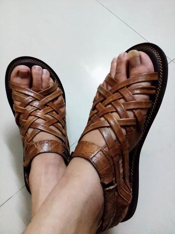 What Footwear Should I Wear With Kurta Payjama Quora