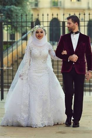 Male Wedding Gowns