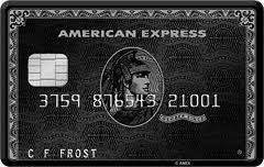 To Get An American Express Black Card What Kind Of Credit