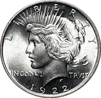How Much Is 1922 Silver Dollar Worth Quora