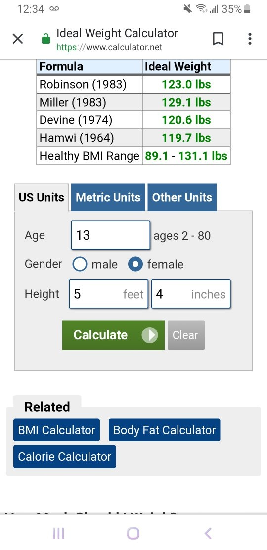 How much should a 13 year old weigh? - Quora