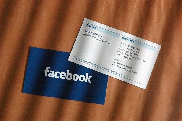 Whats the story behind mark zuckerbergs fabled im ceobitch andrew boz bosworth is correct in that i modeled the business cards after the first redesign sans the of the site i felt it was not only fitting colourmoves Images