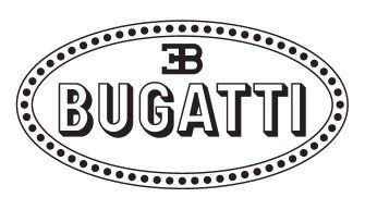 What is the bugatti logo quora the emblem is completed with a stylish eb trademark above the word the initials of the great ettore bugatti founder of the company voltagebd Image collections