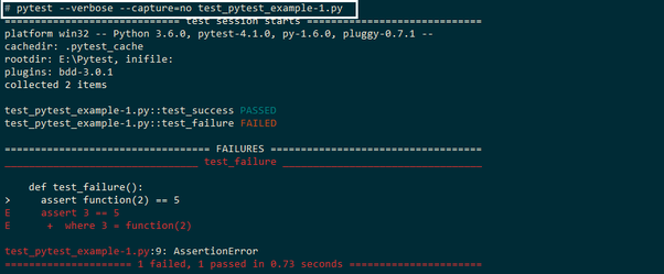 Is Pytest and Selenium WebDriver (python) different? - Quora