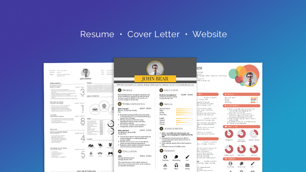 Which is the best site for best free resume templates? - Quora