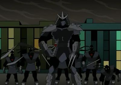 If All Versions Of Shredder From Teenage Mutant Ninja Turtles