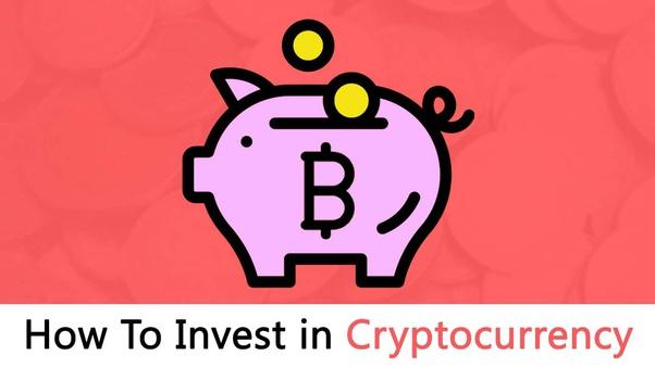 cum pot investi în criptocurrency