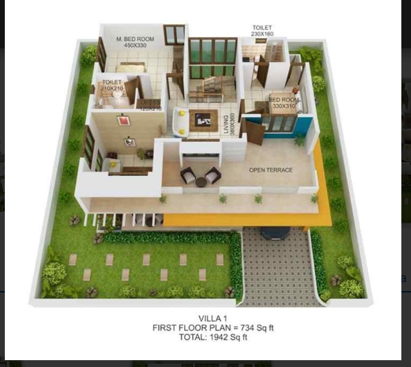 show some best first floor plans