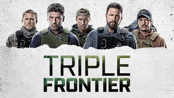 tripple frontier imdb