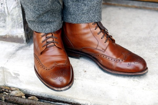 What color pants look best with brown shoes? - Quora
