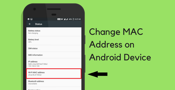 Can You Track A Android Cell Phone By Its Mac Address - How to Track