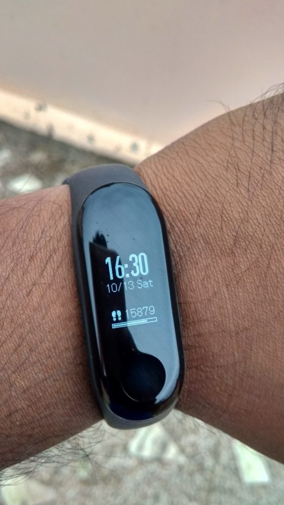 What is your review of Mi Band 3? Which website did you use