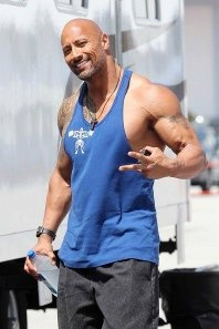 How does the Rock get so big without steroids? - Quora