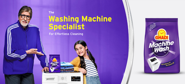 Which is the best detergent powder for front loaded washing machine