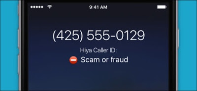 I have been getting calls from random numbers lately  What