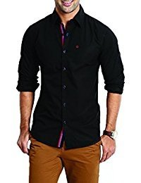What pants go with a black shirt? - Quora