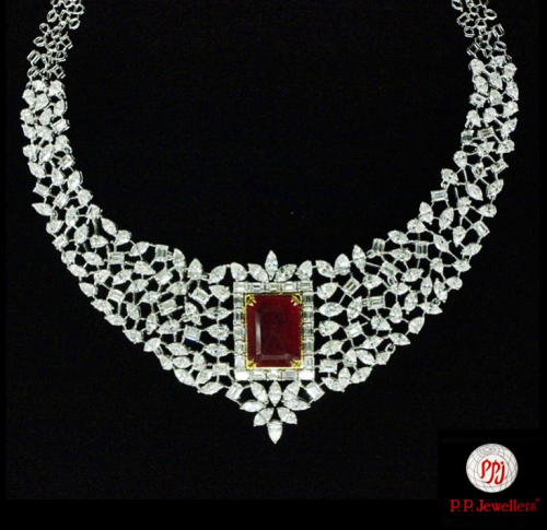 jewellery manufacturer artificial designer laxmiramanjewels necklaces