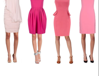 Best Shoe Colour For Blush Coloured Dress