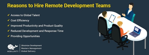 Is it cheaper or more expensive to hire remote developers