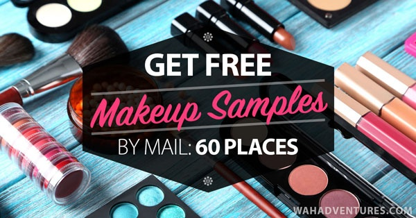 Where Can I Get Free Makeup Samples