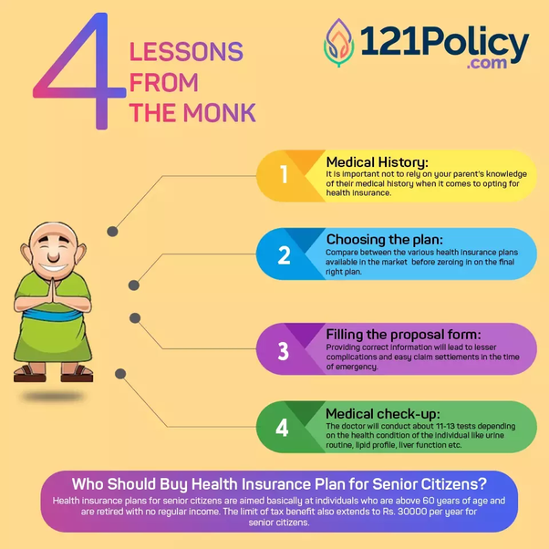 Which is the best medical insurance policy for senior ...