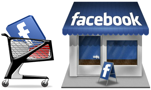 Image result for facebook online shop