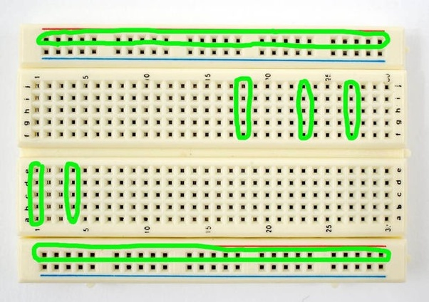 What Is The Difference Between An Arduino Board And A Breadboard