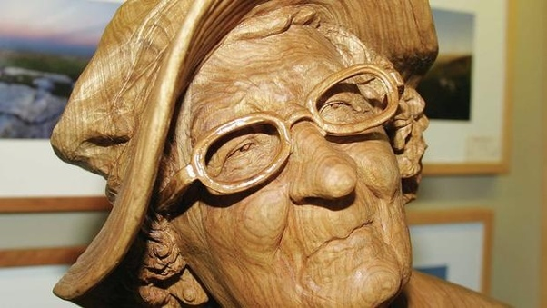 Who do you think are the best wood carving artists alive today