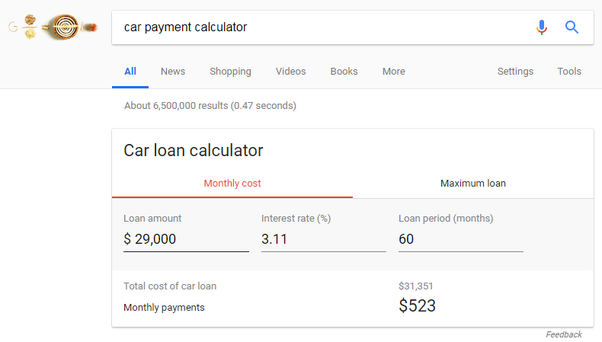Down Payment Calculator >> Assuming One Has Paid Their Credit Cards Off And On Time