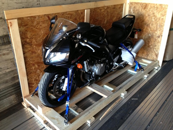 How to transport my bike from Bangalore to Chandigarh? We have 10
