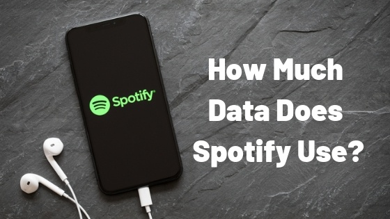 How much mobile data does Spotify use? - Quora