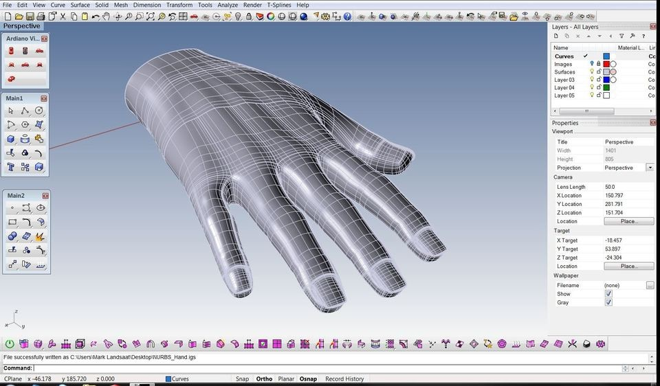 The Additive Manufacturing File format (AMF) is supposed to